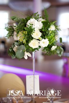 Table Decorations, Wedding, Home Decor, Green Hydrangea, Valentines Day Weddings, Decoration Home, Room Decor, Weddings, Mariage
