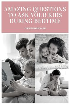 Bedtime is the most magical and calm time to communicate with your child. #bedtimecommunication #toddlerbedtimeroutinetips #healthybedtimeroutineforkids #bedtimequestionsforkids #bedtimequestionfortoddlers #effectivecommunicationwithkids #waystocommunicatewithkids #healthycommunicationwithkids Positive Parenting Solutions, Parenting Advice, Kids And Parenting, Fun Questions To Ask, Funny Questions, This Or That Questions, Family Bible Study, Homeschool Preschool Curriculum, Sensory Activities Toddlers