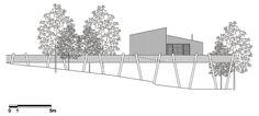 Gallery of Quebrada House / UNarquitectura - 10