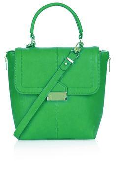 Pushlock Crossbody Bag - Bags & Wallets - Accessories - Topshop USA