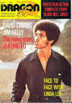 "Jim Kelly- 1971 International Middleweight Karate Championship also played in the hit move, ""Enter the Dragon"" starring Bruce Lee in Bruce Lee Martial Arts, Kung Fu Martial Arts, Martial Arts Movies, Martial Artists, James Brown Songs, Bruce Lee Kung Fu, Star Trek Posters, Jim Kelly, Kung Fu Movies"