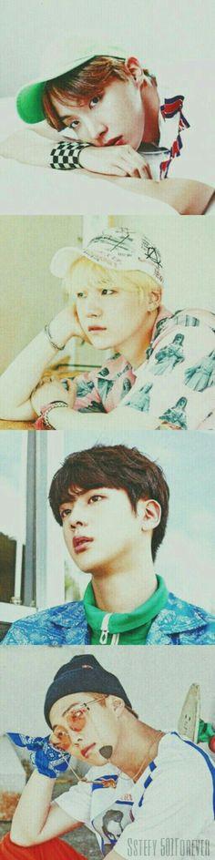 BTS    J-Hope    Suga    Jin    RM #HyungLine