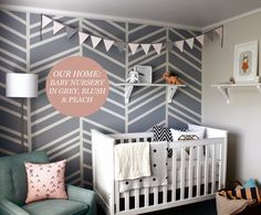 Beau Monde Mama: MY HOME - BABY NURSERY FOR OUR LITTLE GIRL