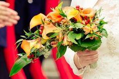 Brautstrauß Calla Bilder