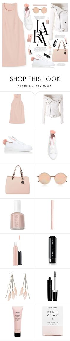 """Bunny"" by katarinamm ❤ liked on Polyvore featuring Rebecca Minkoff, Faith Connexion, Minna Parikka, LARA, MICHAEL Michael Kors, Linda Farrow, Essie, Bourjois, MAC Cosmetics and Marc Jacobs"