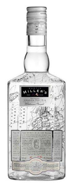 Martin Miller's London Dry Gin | England