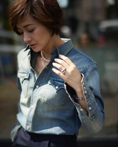 Tokyo Streets, Tokyo Street Style, Winter Wardrobe, Fashion Outfits, Womens Fashion, Vest, Spring Summer, Style Inspiration, Denim
