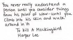 How To Kill A Mockingbird