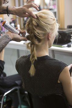 peinados de boda Bridal, Dreadlocks, Hair Styles, Beauty, Ideas, Wedding Hairs, Events, Photos, Hair Plait Styles
