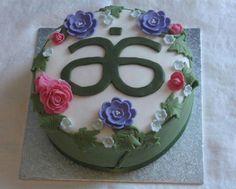 Arbonne - cake for Arbonne party