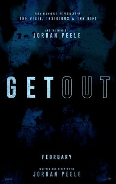 Get Out - Upcoming Horror Movie: Jordan Peele's Get Out (2017) movie releases in movie theaters on February 24, 2017, via… #Movie #Horror