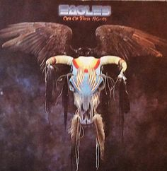 Eagles  One Of These Nights  1975  LP Album Vinyl Record