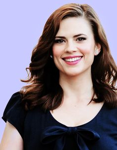Hayley Atwell - She is so pretty                                                                                                                                                     More