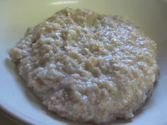 Make warm, hearty, delicious oatmeal in minutes - on the stove top!