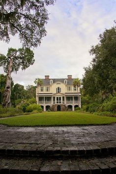 Seabrook Plantation, Edisto Island, South Carolina.