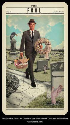 Late Bloomer: Zombie Tarot
