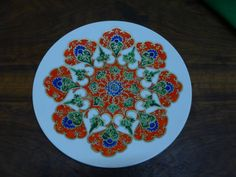 Ceramic Art   https://www.facebook.com/ZakharefArts   #indian #pattern