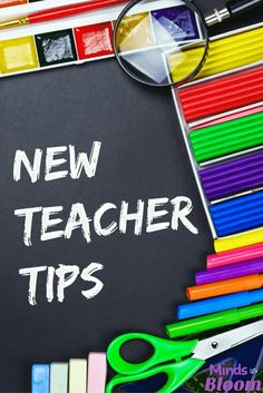 New teacher tips? Si