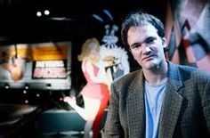 Pulp fiction: Quentin Tarantino on the set