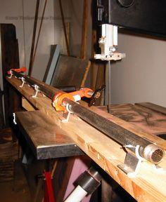bandsaw milling sled