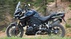 On the Prowl - The Tiger Explorer Roars onto the Adventure Touring Scene