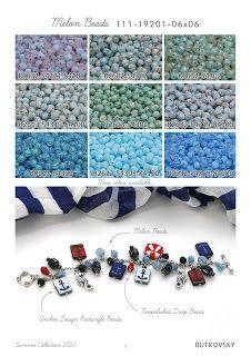 Spirala beading: Rutkovsky Beads Summer Collection 2020 I Am Happy, Summer Collection, Beading, Etsy, Design, La Perla, Im Happy, Beads
