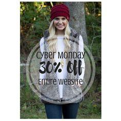 www.bellaroseboutique.com free shipping! #Cybermonday