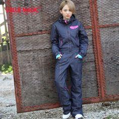 754140bb60f6 Blue magic new winter snow ski suits one piece ski jumpsuit women snowboard  jacket skiing pant