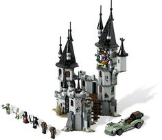 9468-1: Vampyre Castle