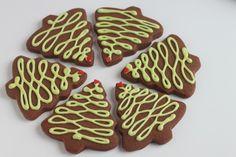 Galletas de jengibre y chocolate