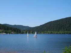 Lac de Gerardmer, F