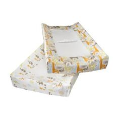 Zoo Pom Pom 2pk Changing Pad Cover by Room 365