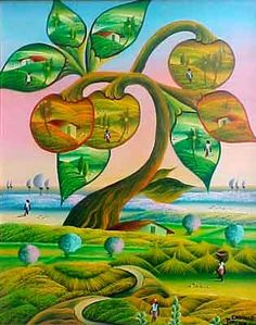 """""""Tree of Life"""" by Camille Torchon"""