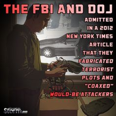 """Government Sponsored Terror 