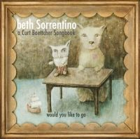 Beth Sorrentino, Would You Like To Go: A Curt Boettcher Songbook -- This is actually on my 2013 list as well, but delays have pushed it back to with a new cover. Warren Zevon, Ursa Minor, The Beach Boys, Compact Disc, Album Covers, Psychedelic, Musicals, To Go