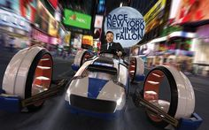 Step into 30 Rock and then it's off to the races with Jimmy Fallon at Universal Orlando!