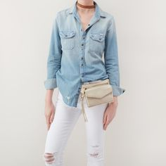 Go hands free with Hobo's Brae Vintage Leather Waist Bag ($138)