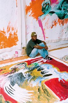 Reginald Sylvester II Interview: Figuring Art Out Art Inspo, Studios D'art, Artist Aesthetic, Art Et Illustration, Art Moderne, Art Design, Figurative Art, Painting & Drawing, Watercolor Painting