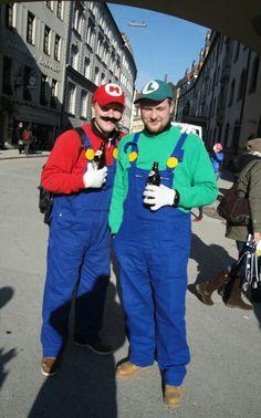 #Cosplay #AyBroh #SuperMarioBros #Mario & #Luigi