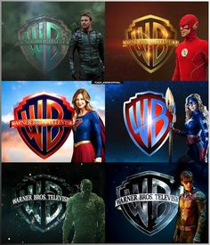 Which WB logo is your fav? A: it's so attractive I love them all Do you want a part 2 of this post? Batgirl, Arrow Dc, Wb Logo, Arrow Memes, Justice League Comics, Flash Tv Series, Dc World, Cw Dc, Dc Comics Superheroes