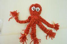 chobotnice z vlny