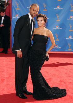 Short celebrities dating tall guys