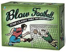 Blow Football table top game