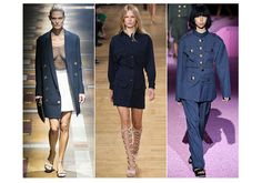 Top 20 trends for Spring/Summer 2015 | Vogue Paris.  nautical