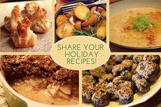 Bethenny Frankel's Holiday Recipes
