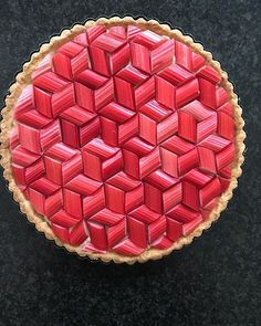 Rhubarb Pie❤️After yesterday's gorgeous blue skies and balmy sun, we have a cold wet day today! Thankfully I found some gorgeous early forced rhubarb… Rhubarb Recipes, Tart Recipes, Sweet Recipes, Dessert Recipes, Cooking Recipes, Dessert Tarts, Rhubarb Desserts, Easy Cooking, Lunch Recipes