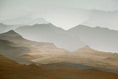 Empty drifting dunes (by Valda Bailey)