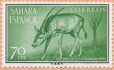 Día del Sello Colonial 1955 - Portal Fuenterrebollo