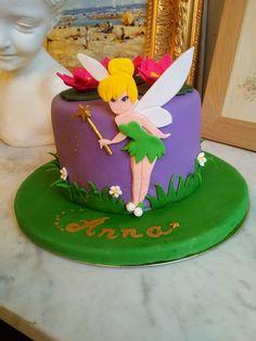 Fairy//Tinkerbell Cake Topper Personnalisé Avec Tout Nom et Âge//Anniversaire