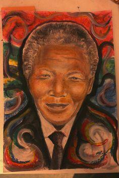 Nelson Mandela by ~CaptainBoss on deviantART